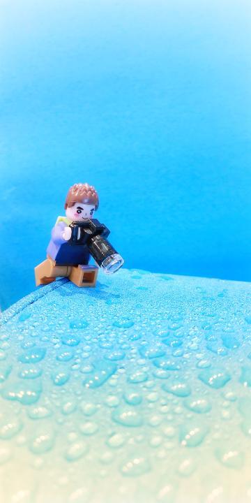 【创意摄影】下雨?也能玩出新花招