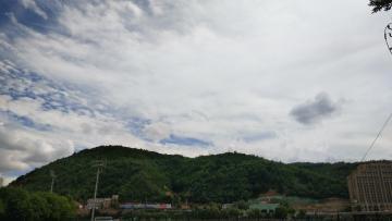 【创意摄影】+蓝天白云