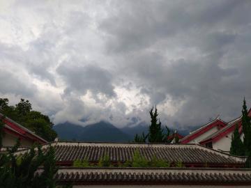 游大理崇圣寺三塔