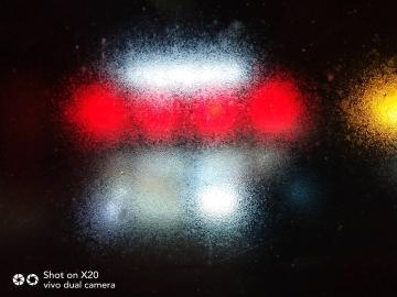 雨后朦胧照片vivox20