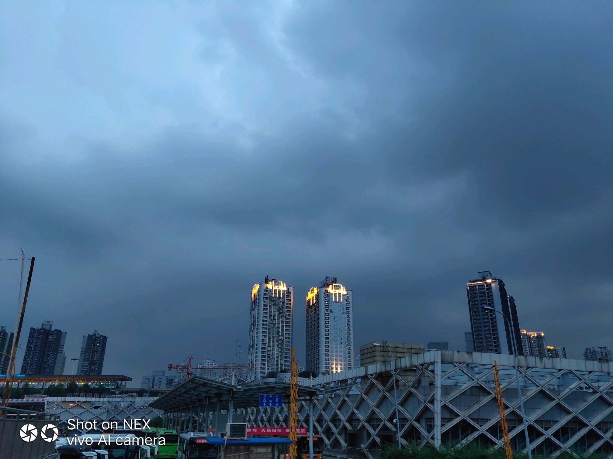[创意摄影]蓝天白云,最美是你