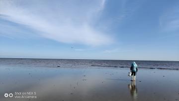nexs  海的美需要发现