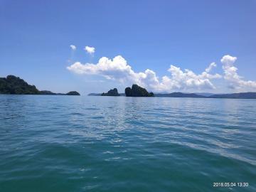 马来西亚 孕妇岛 湿米岛