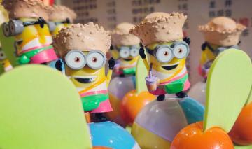 【NEX样张】甜品店的小玩具