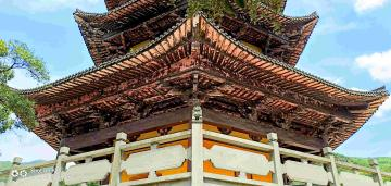 【X21i】塔·庙