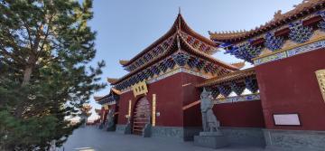 黑龙江-海林《报恩寺》