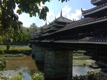 三江县风雨桥