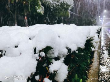 来一波雪景