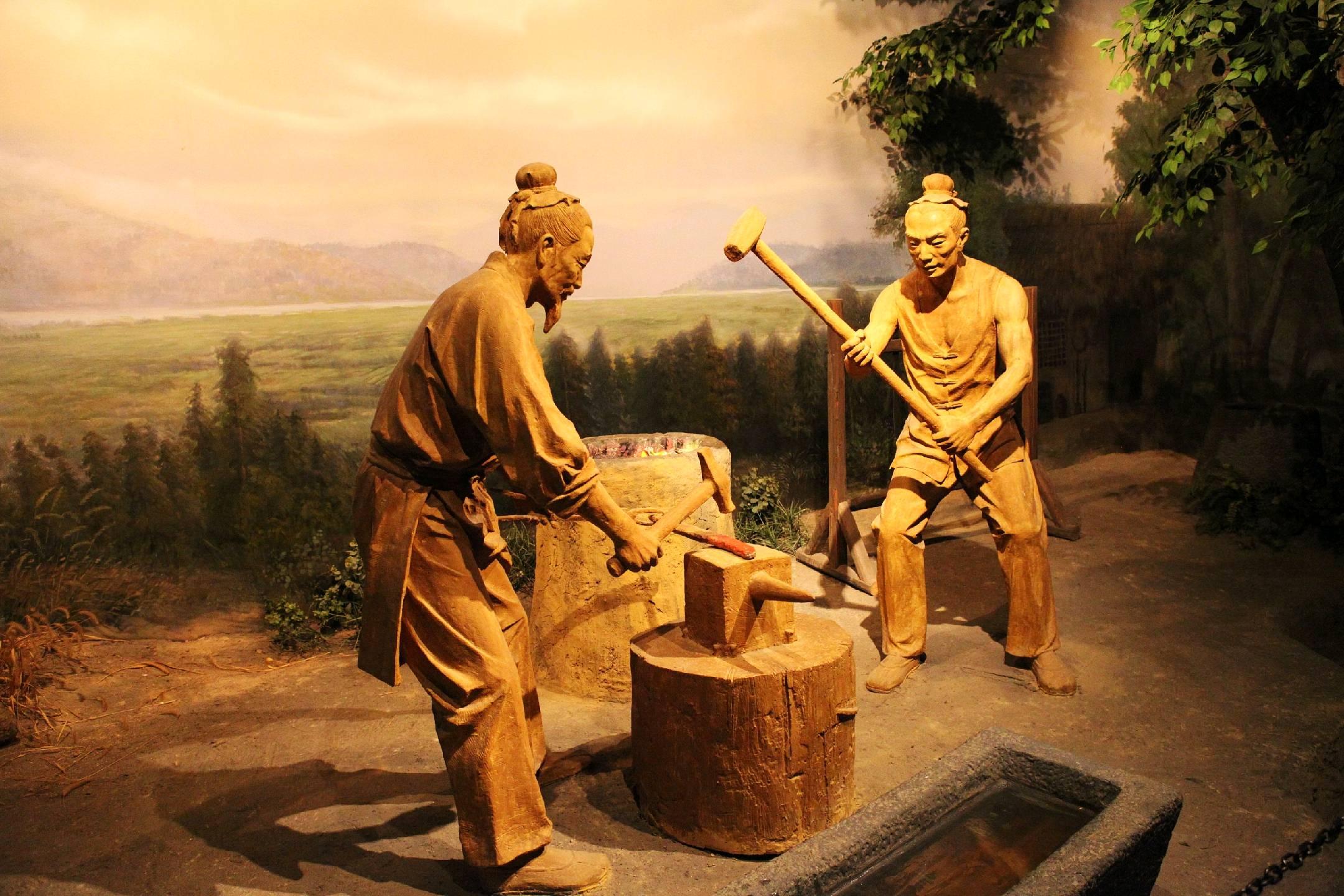 中国扇伞剑博物馆