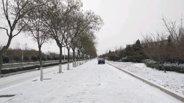 入冬以来第二场雪