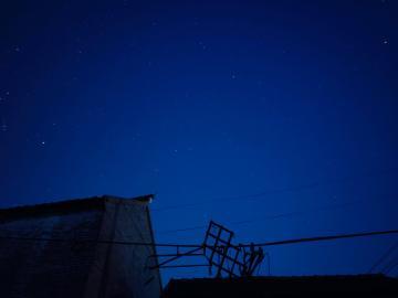 乡下的星空