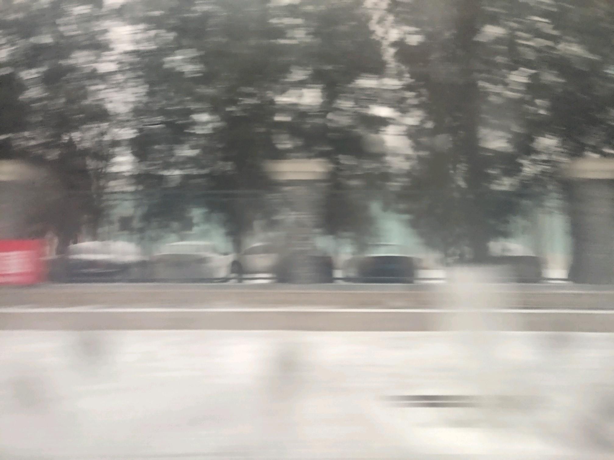 慢慢地听雪落下的声音
