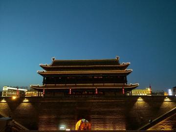 【xplay6随拍】13朝国都-西安古城