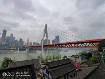 【vivo x27】桥