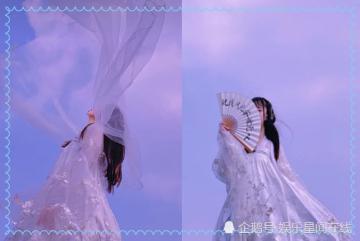 拍照一时爽,一直拍一直爽,鲛人泪+蓝色天空,神仙照片美哭啦
