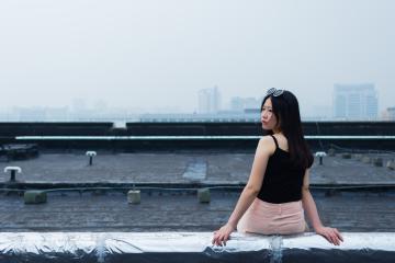 【X27】天台爱情,李琴儿
