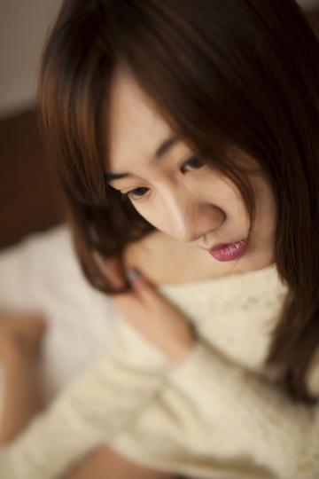 【NEX A】一个梨涡浅笑的可爱女孩张婷
