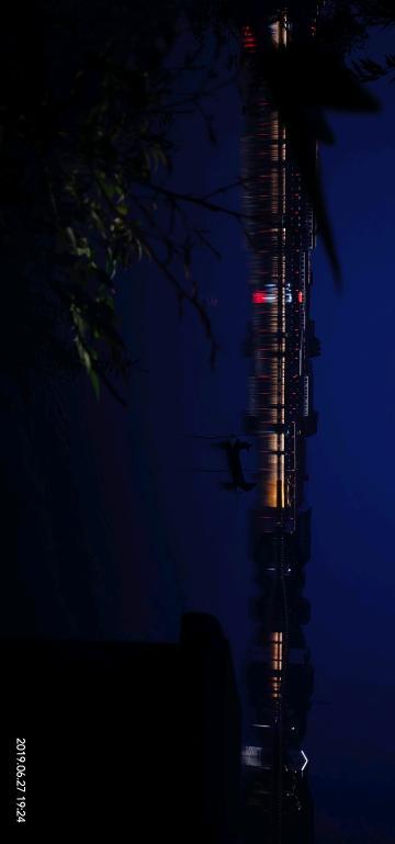 湖中舟,湖中庭