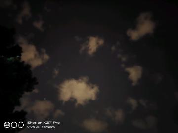 暗夜之云卷云舒