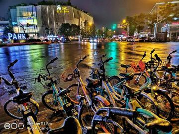 【S1 Pro摄影】雨夜成都