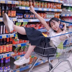 【NEX】超市随拍一组