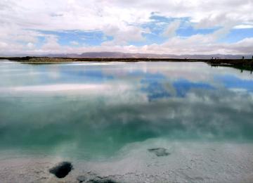 青海翡翠湖