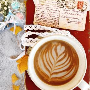 咖啡遇见茶
