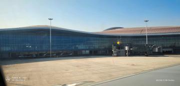 北京大兴机场美景