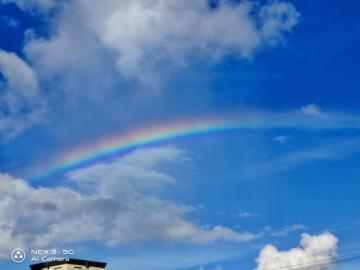 【NEX 3摄影】在塞班,遇见彩虹!