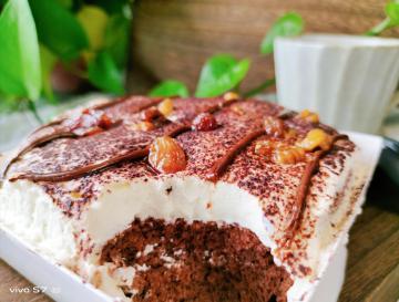 #S7美好生活图鉴#爆浆蛋糕
